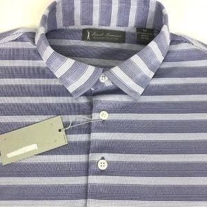Daniel Cremieux Shirts - Daniel Cremieux Signature Golf Polo Shirt Purple